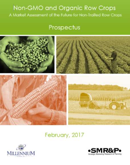 New Study: A Market Assessment of the Future for Non-Traited Row Crops
