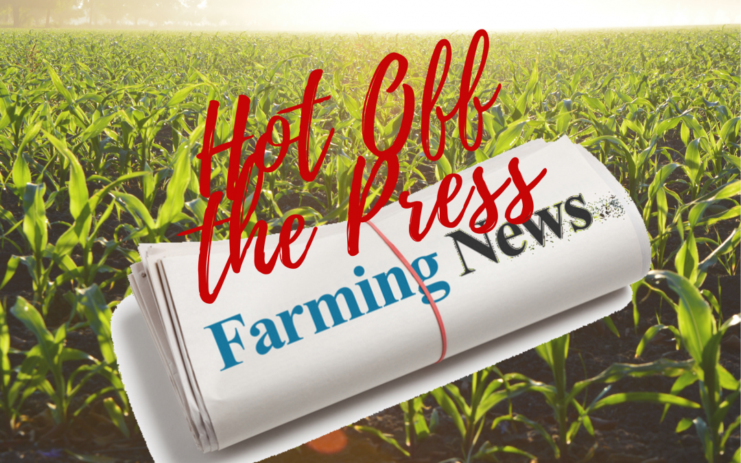 hot of the press farmer insights
